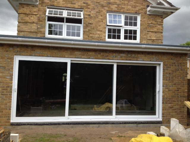 Reynaers Cp130 Sliding Patio Doors Aluminium Windows