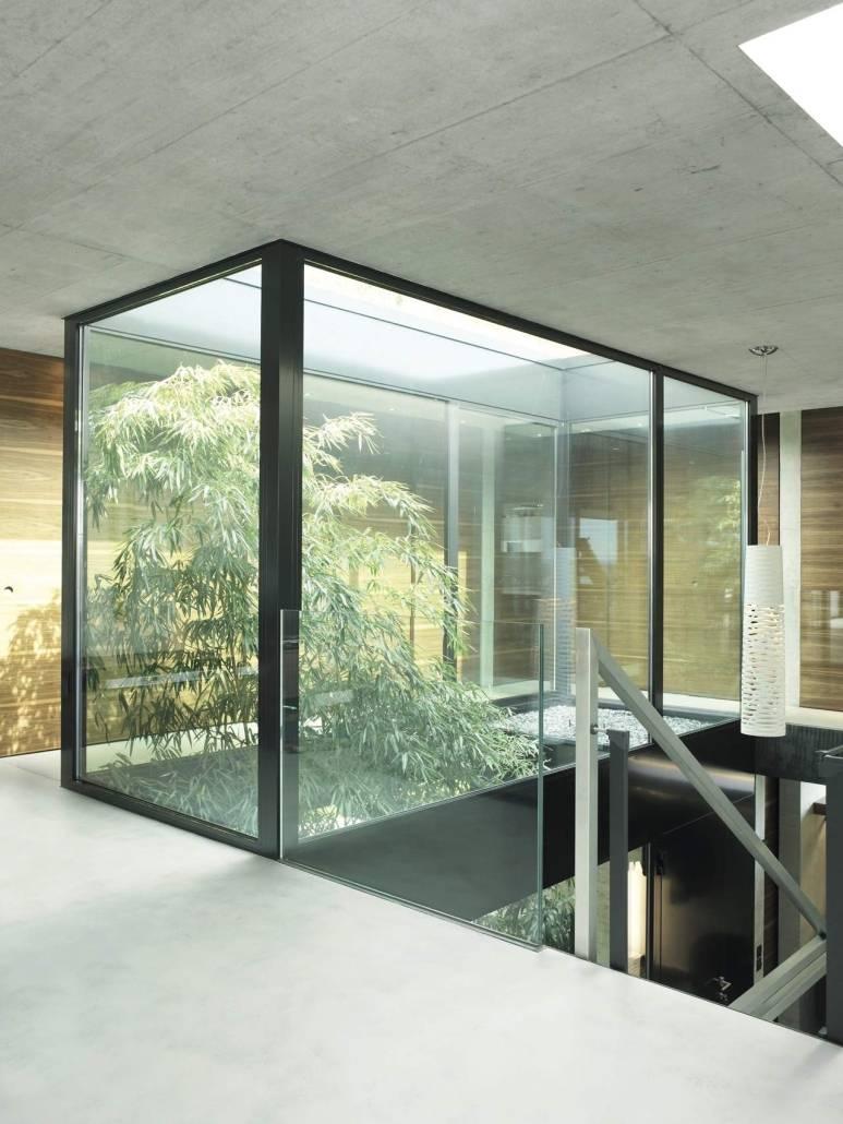 Reynaers CS68 aluminium windows